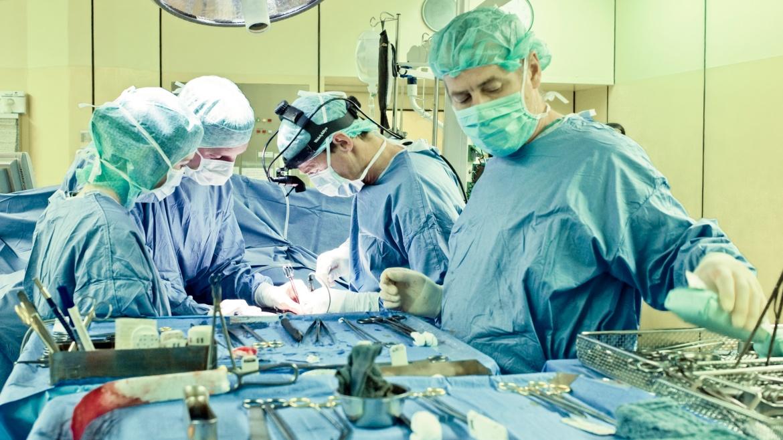 Operation mit klassischer Methode